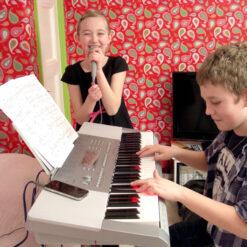 Keyboard, CASIO LK-280 - Pianomagasinet