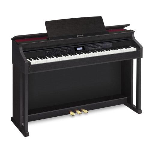 Digitalpiano, CASIO AP-650 BK - Pianomagasinet