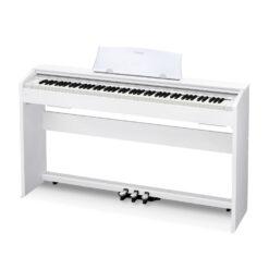 Digitalpiano, CASIO PX-770 WH - Pianomagasinet