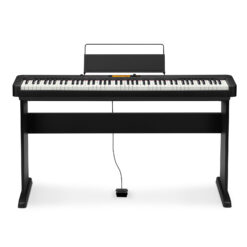 Digitalpiano, CASIO CDP-S350 med benstavit CS-46P - Pianomagasinet