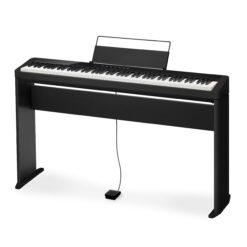 Digitalpiano, CASIO PRIVIA PX-S1000 BK med benställning CS-68 BK