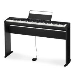 Digitalpiano, CASIO PRIVIA PX-S3000 BK med benställning CS-68 BK - Pianomagasinet