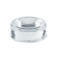 Pianounderlägg i glas, 50 mm innerdiameter - Pianomagasinet
