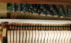 Akustiskt piano, Nordiska Piano modell Classica - Pianomagasinet