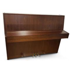 Akustiskt piano, Fazer modell 109, i mörk valnöt - Pianomagasinet