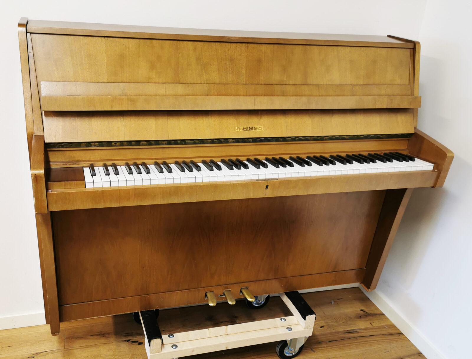 Schimmel modell 112 - Pianomagasinet