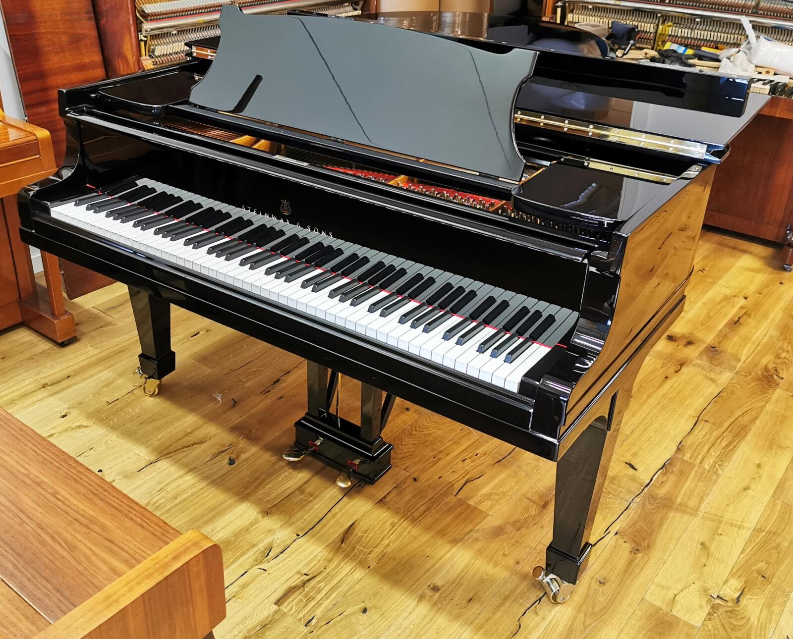 Akustisk flygel, Steinway and Sons modell O - Pianomagasinet