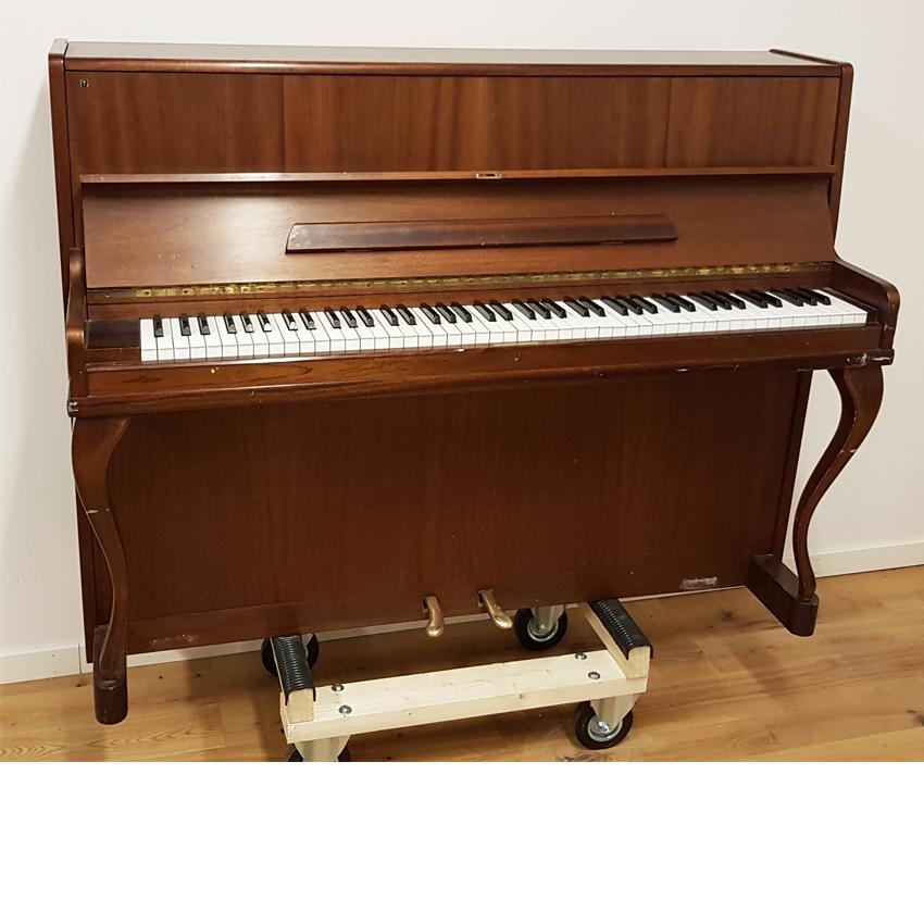 Lackering av piano - Pianomagasinet